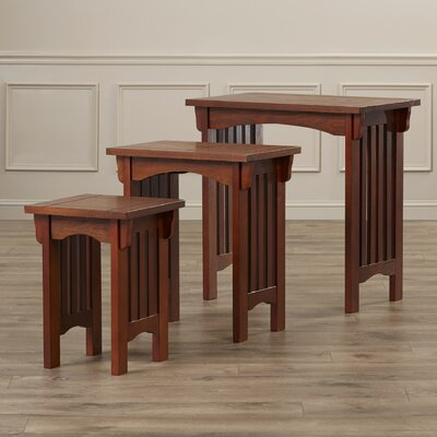 Charlton Home O meara 3 Piece Nesting Tables