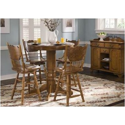 Rosalind Wheeler Kendrick 5 Piece Dining Set