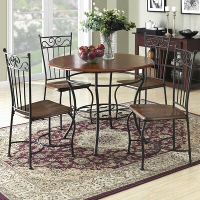 Dorel Living 5 Piece Dining Set