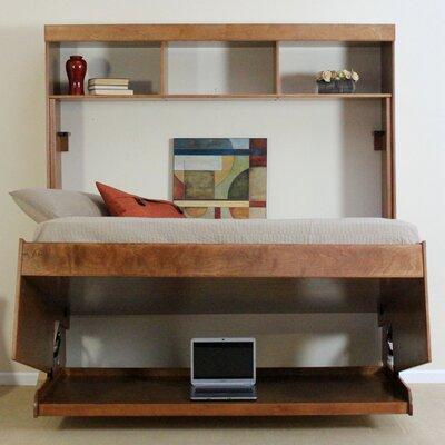 Wallbeds Modern Birch Murphy Bed