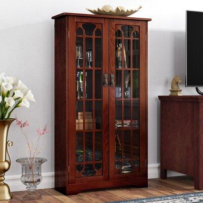 Amazing Window Pane Multimedia Cabinet