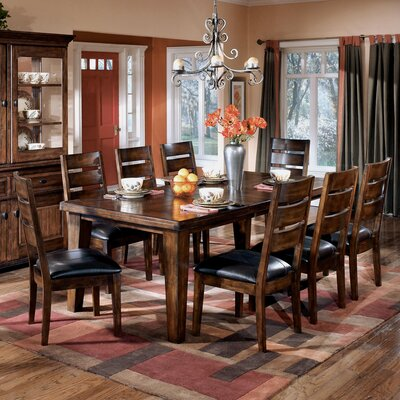 Red Barrel Studio Kibbe Extendable Dining Table