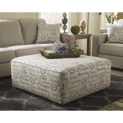 Red Barrel Studio Hirsh Oversized Ottoman