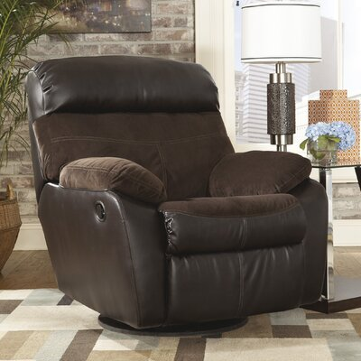 Signature Design by Ashley Berwick Swivel Rocker Recliner