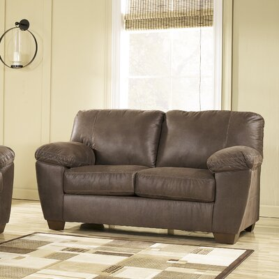 Signature Design by Ashley Silas Loveseat