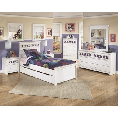 Signature Design by Ashley Zayley Panel Customizable Bedroom Set