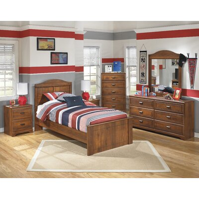 Signature Design by Ashley Barchan Panel Customizable Bedroom Set