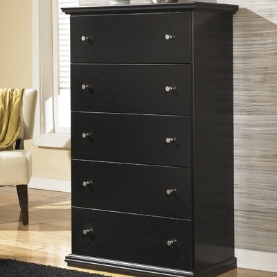 Signature Design by Ashley Maribel 5 Drawer Chest