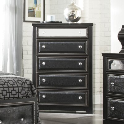 Signature Design by Ashley Alamadyre 5 Drawer Ch..