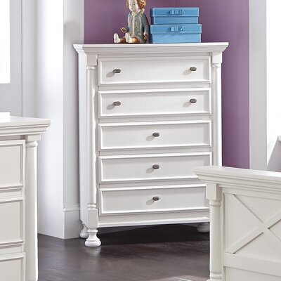 Darby Home Co Jeffersonville 5 Drawer Chest