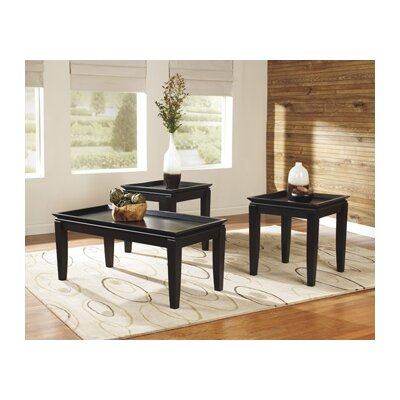 Signature Design by Ashley Fenton 3 Piece Coffee Table Set