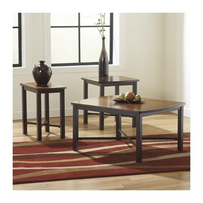 Signature Design by Ashley Bambi 3 Piece Coffee Table Set