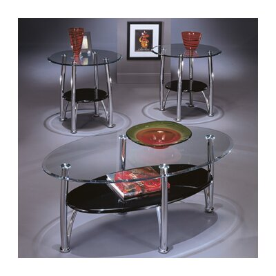 Signature Design by Ashley Patrick 3 Piece Coffee Table Set