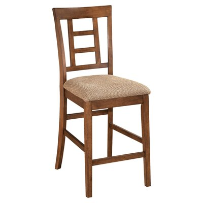 Loon Peak San Luis Upholstered Barstool (Set of 2)