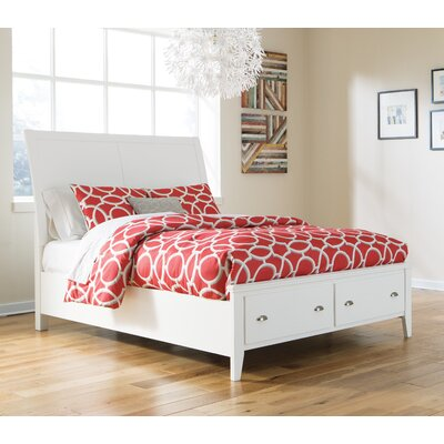 Red Barrel Studio Wagonhouse Platform Bed
