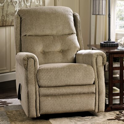 Signature Design by Ashley Meadowbark Glider Recliner