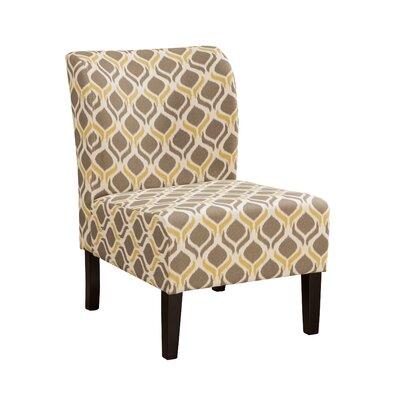 Signature Design by Ashley Honnally Gunmetal Side Chair