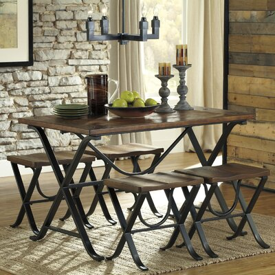 Signature Design by Ashley Freimore 5 Piece Dining Set