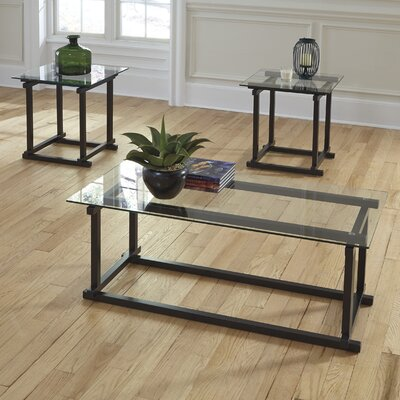 Signature Design by Ashley 3 Piece Coffee Table Set