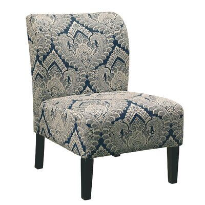 Signature Design by Ashley Honnally Sapphire Side Chair