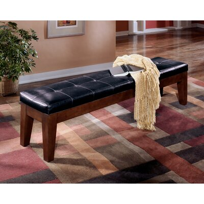 Red Barrel Studio Kibbe Three Seat Bench