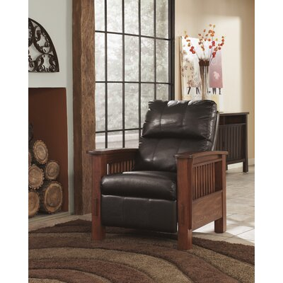 Signature Design by Ashley Caro High Leg Recliner