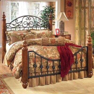 Signature Design by Ashley Vera Panel Bed