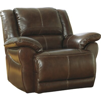 Signature Design by Ashley Mahoney Swivel Rocker Recliner