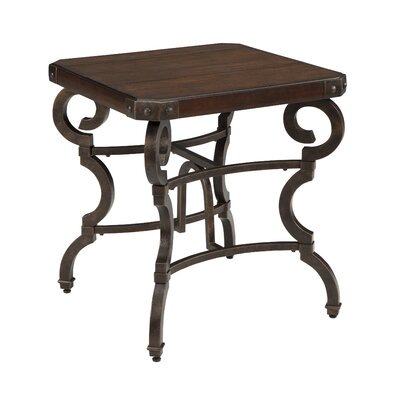 Red Barrel Studio Septimus End Table