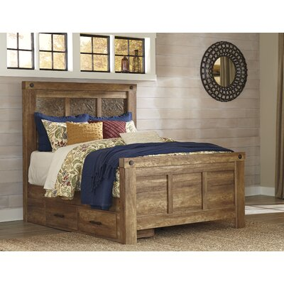 Loon Peak Aylesbury Storage Panel Bed