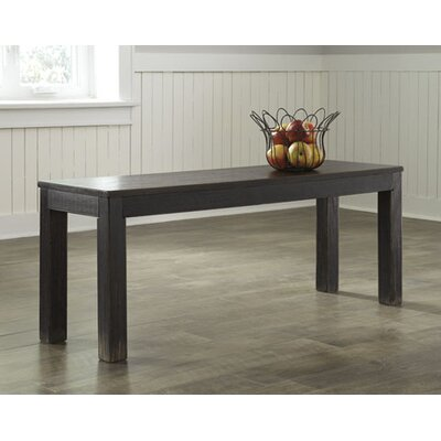 Signature Design by Ashley Gavelston Wood Kitchen Bench