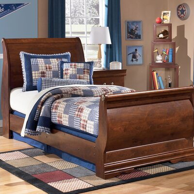 Wildon Home ® Wilmington Sleigh Bed