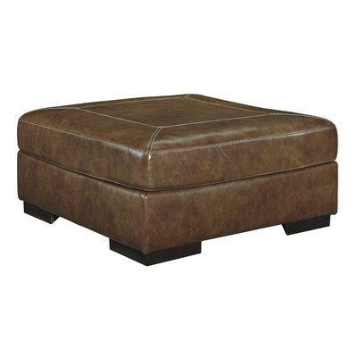 Laurel Foundry Modern Farmhouse Dorval Oversized Accent Ottoman