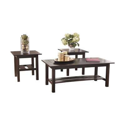 Signature Design by Ashley Mikel 3 Piece Coffee Table Set