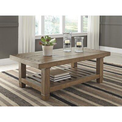 Loon Peak Crofford Coffee Table