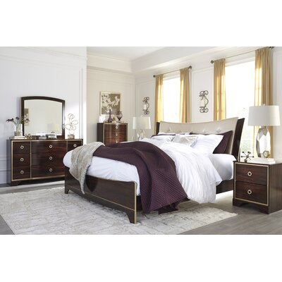 Mercer41 Cromer Panel Customizable Bedroom Set