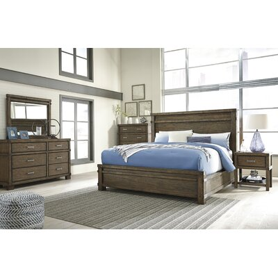 Loon Peak Belen Panel Customizable Bedroom Set