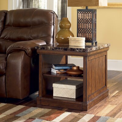 Darby Home Co Hodgkinson End Table