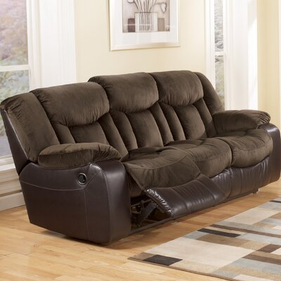 Signature Design by Ashley Bay Reclining Sofa