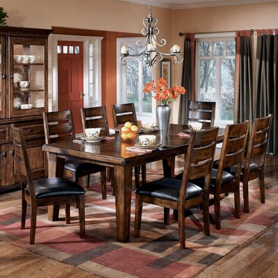 Red Barrel Studio Eastern Shore 9 Piece Dining Set