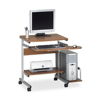 Mayline Group Computer Desk Cart with 5 Casters