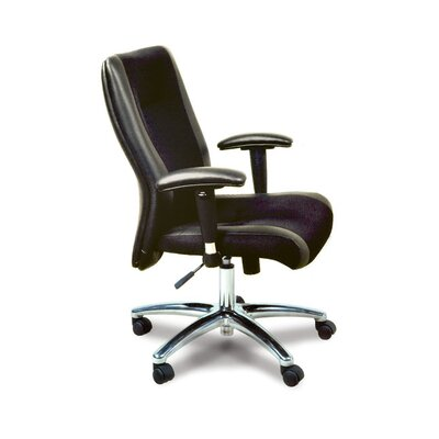 Mayline Group High-Back Leather Executive Chair