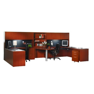 Mayline Group Aberdeen Series Workstation