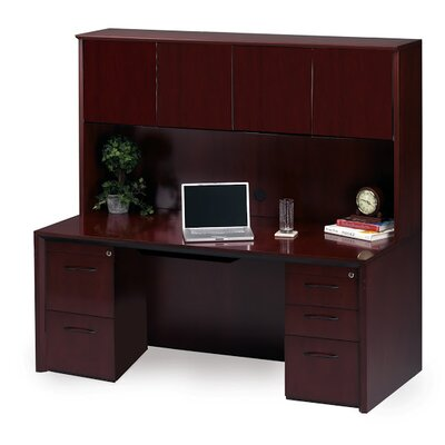 Mayline Group Corsica Series Computer Desk