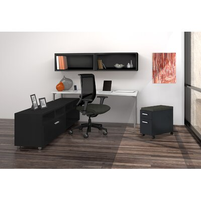 Mayline Group e5 Quickship Typical 16 Desk