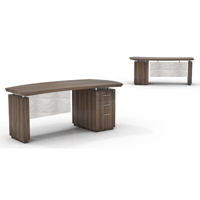 Mayline Group Sterling Desk with Box/Box/..