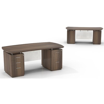 Mayline Group Sterling Desk with Box/B..