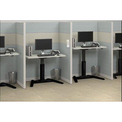 Mayline Group VariTask LT-Series Height Adjustable Desk