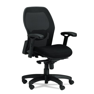 Mayline Group Mercado Series Mid-Back Mesh Task Chair with Arms