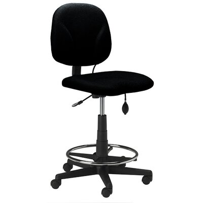 Mayline Group Height Adjustable Swivel Task Stool
